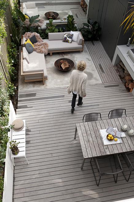 Moderne Lounge-Garten von Anna Carin design