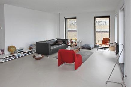 Moderne Wohnung Zum Verkauf Lloyd Rotterdam