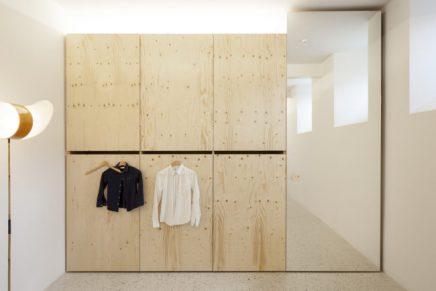 Underlayment In Badkamer : Modernes haus mit sperrholz benutzerdefinierten wohnideen einrichten