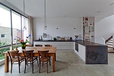 Modernes Stadthaus zum Verkauf IJburg Amsterdam