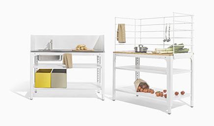 Modulare Küche von Naber