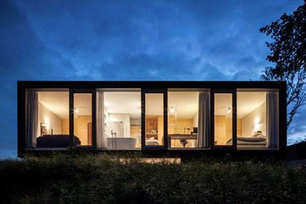 Nachhaltige haus in bloemendaal wohnideen einrichten for Haus minimalistisch