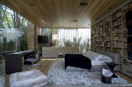 Natürliche Schlafzimmer in Sao Paulo