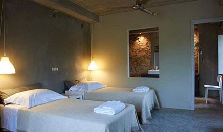 Nat rlichen badezimmer villa kalos wohnideen einrichten for Villa einrichten