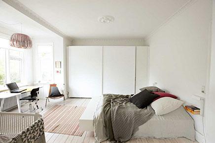 Neutral Schlafzimmer von Marcus und Ditte