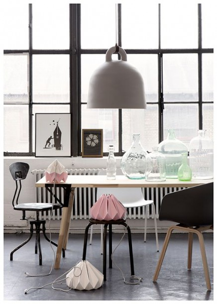 normann copenhagen bell lampe wohnideen einrichten. Black Bedroom Furniture Sets. Home Design Ideas