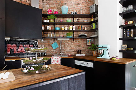 Wand Ikea Keuken : Norwegische küche aus oslo wohnideen einrichten