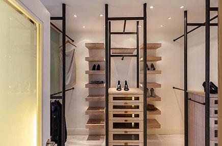 Begehbarer Kleiderschrank System Modern – edgetags.info