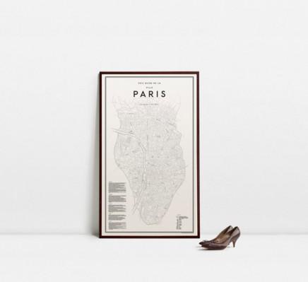 parijs-poster