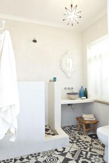 fliesen versch nern altes badezimmer aufpeppen haus. Black Bedroom Furniture Sets. Home Design Ideas