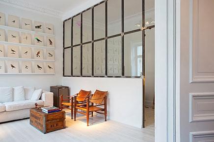 Perfekte Vertrieb styling 1-Zimmer-Wohnung