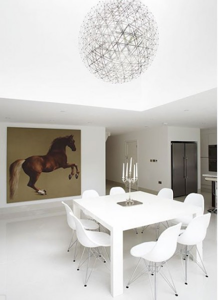 quadratischer esstisch f r 6. Black Bedroom Furniture Sets. Home Design Ideas