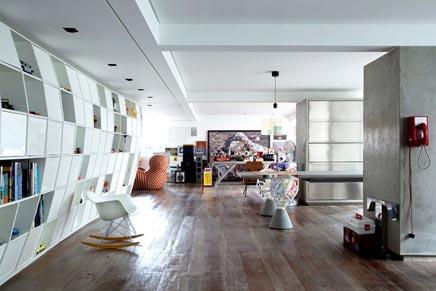 Raumgestaltung von Houssein Jarouche
