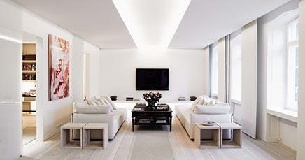 Raumgestaltung inspiriert von 5 * Hotel