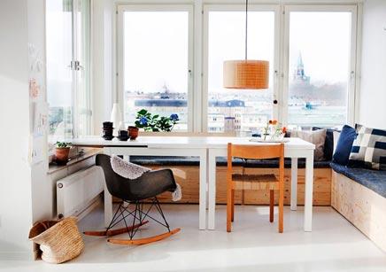 Raumgestaltung von Möbeldesigner Emma Olbers
