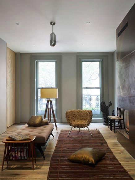 Raumgestaltung von mode-designer New York
