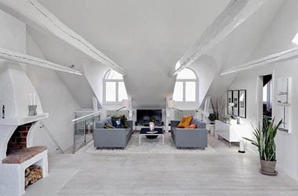 raumgestaltung im obergeschoss wohnung in stockholm | wohnideen ... - Raumgestaltung