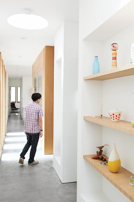 Raumgestaltung von Paul & Shoko Shozi