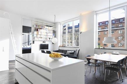 wohnzimmer mit offener küche gestalten – abomaheber