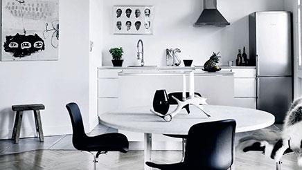 romantische k che von julie und nicolai wohnideen einrichten. Black Bedroom Furniture Sets. Home Design Ideas