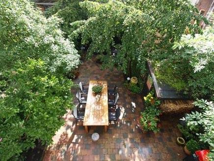 Romantischer Garten Ideen aus Rotterdam