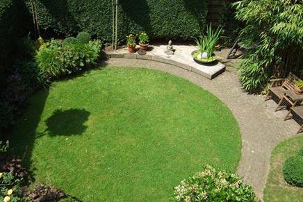 Runder Garten in Nijmegen