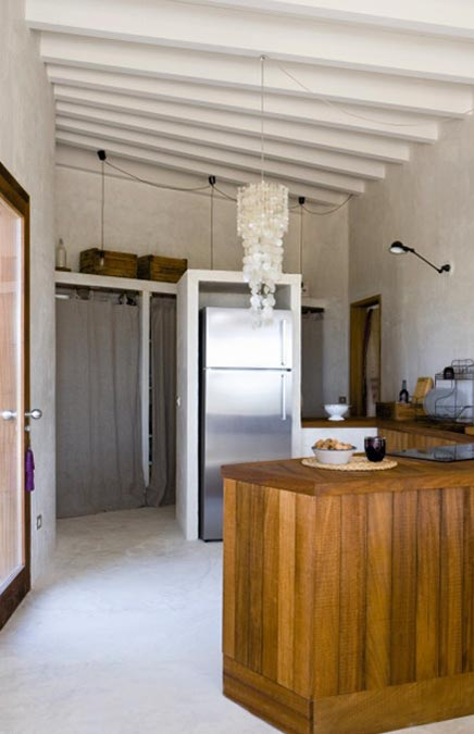 Rustikale raumgestaltung von innenarchitektin daniela for Raumgestaltung kurs