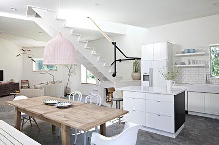 Scandinavian Wohnzimmer Mit Ungewöhnlichen Perspektiven Wohnideen