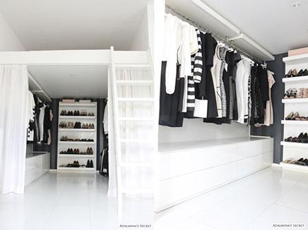 Schlafzimmer Auf Begehbaren Kleiderschrank | Wohnideen Einrichten