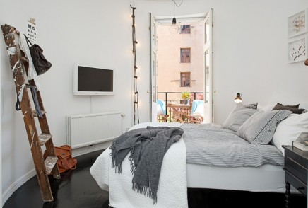 Schlafzimmer Begehbarer Kleiderschrank In Kleine Wohnung Von 51M2