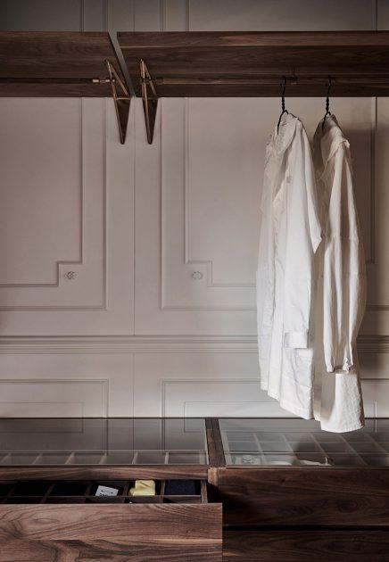 schlafzimmer begehbarer kleiderschrank und kinderzimmer kombiniert wohnideen einrichten. Black Bedroom Furniture Sets. Home Design Ideas