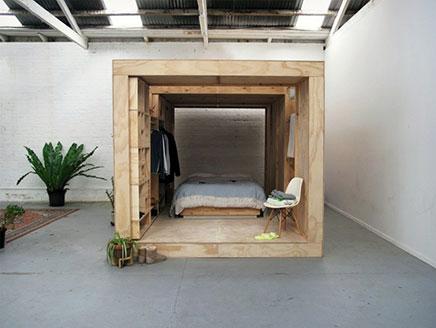 Schlafzimmer Block