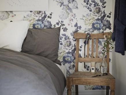 schlafzimmer-blumentapete (3)