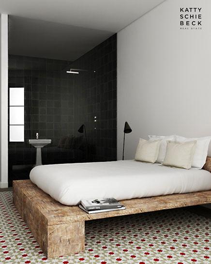 schlafzimmer-dekor-recyceltem-holz