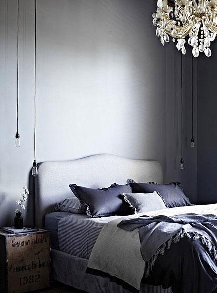 Schlafzimmer von Ellis House