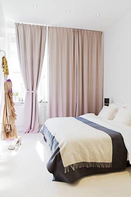 Schlafzimmer von Emma & Nils