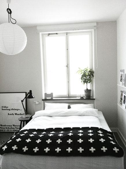 Schlafzimmer Ideen von Stylistin Annie Lindgren