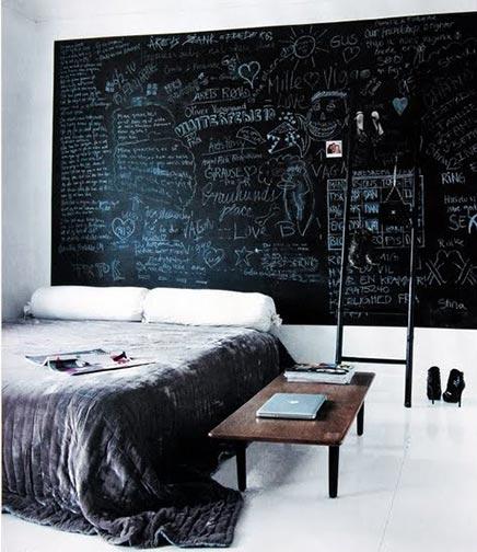 Schlafzimmer modedesigner Hanne Graumann
