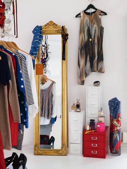 Schlafzimmer oder kleiderschrank