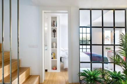 schlafzimmer mit open loft charakter | wohnideen einrichten, Schlafzimmer