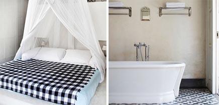 Schlafzimmer Pandan House Bali