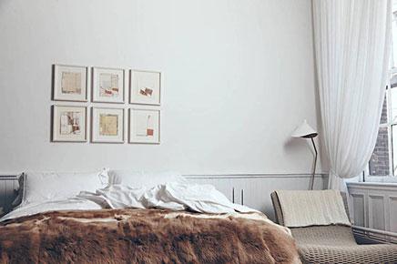 schlafzimmer the apartment new york wohnideen einrichten. Black Bedroom Furniture Sets. Home Design Ideas