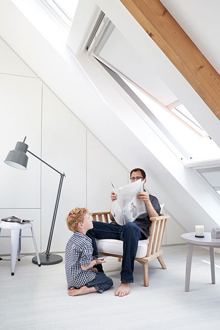 schlafzimmer umbau der dachboden wohnideen einrichten. Black Bedroom Furniture Sets. Home Design Ideas