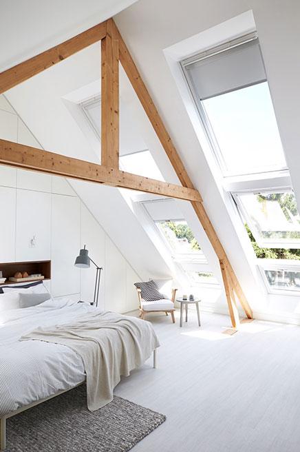 Schlafzimmer Umbau Der Dachboden | Wohnideen Einrichten Schlafzimmer Dachboden Einrichten