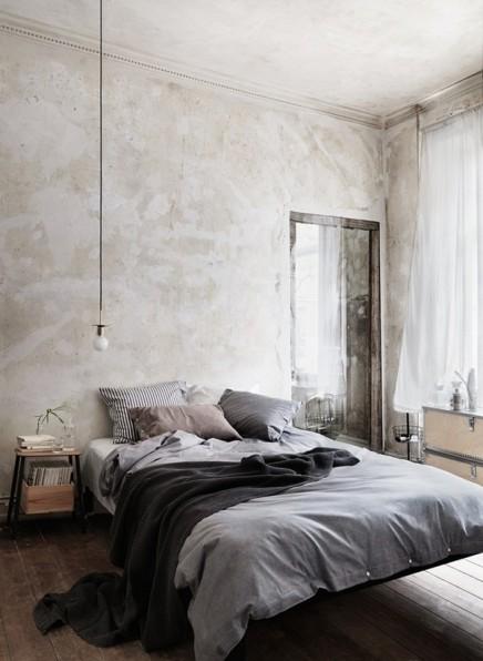 Schlafzimmer Mit Vintage Industrie Look