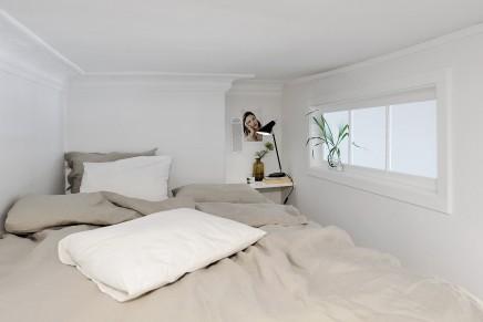 schlafzimmer von 6m2 mit begehbarem kleiderschrank wohnideen einrichten. Black Bedroom Furniture Sets. Home Design Ideas