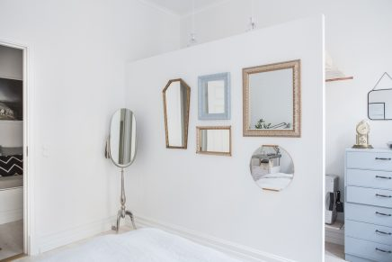 Schmale diy schrank im schlafzimmer wohnideen einrichten for 12m2 zimmer einrichten
