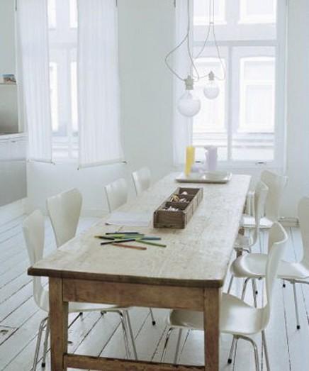 Schmale Esstische | Wohnideen einrichten