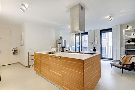 Schöne 2-Zimmer Wohnung in Amsterdam für die Dinky