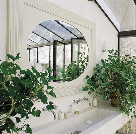 Schone Badezimmer renoviert Weingut